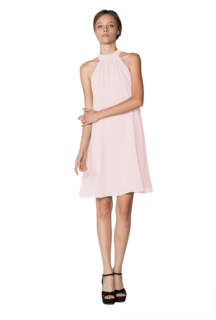 Joanna August Short Bridesmaid Dress Elena