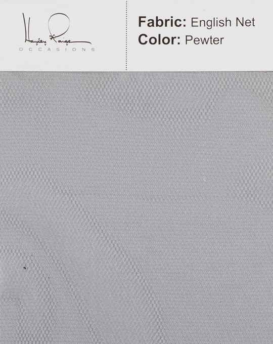 pewter-color-english-net-fabric