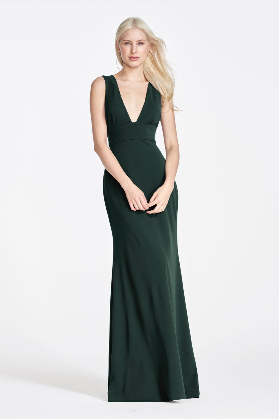 Watters Bridesmaid Dress Cheyanne
