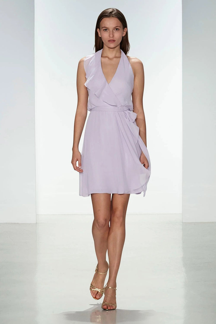 Nouvelle Amsale Bridesmaid Dress Sunny