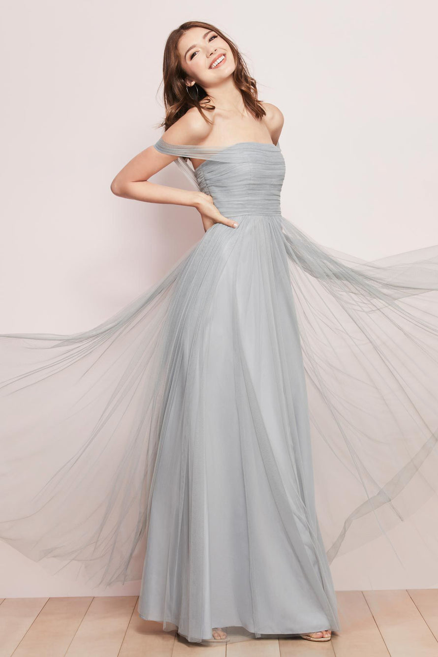 Wtoo by Watters Bridesmaid Dress Fynn (Solid)