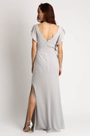 Parker Rose Bridesmaid Dress Style G10418 back