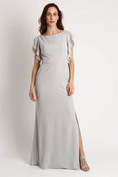 Parker Rose Bridesmaid Dress Style G10418 front