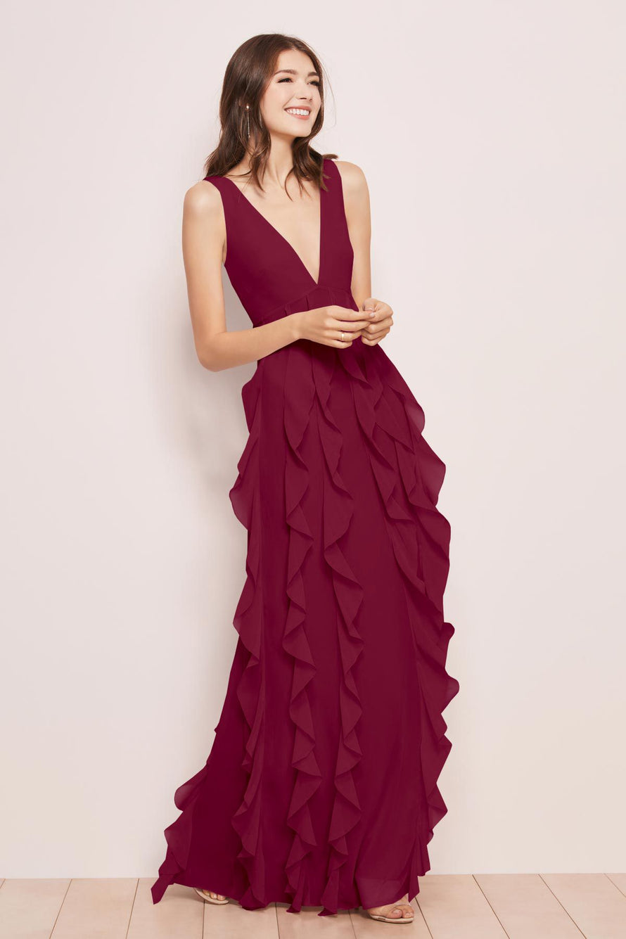 Wtoo by Watters Bridesmaid Dress Hadley