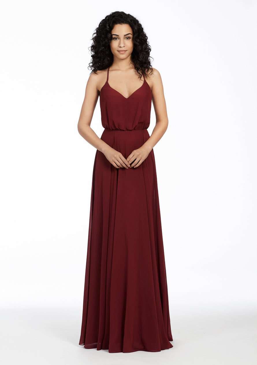 Hayley Paige Bridesmaid Dress Style 5752
