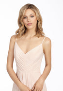 Hayley Paige Occasions Bridesmaid Dress - 5763