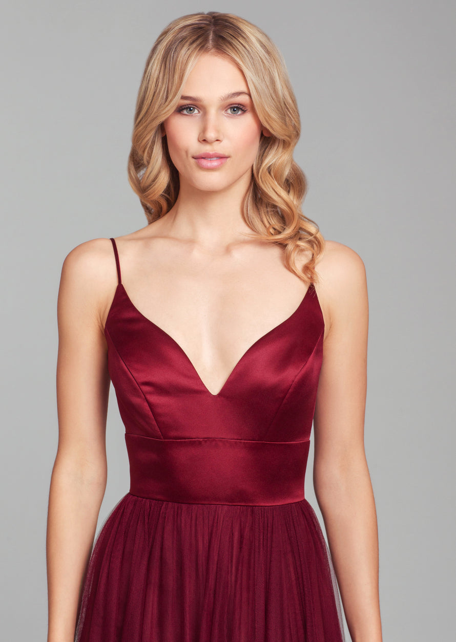 Hayley Paige Occasions Bridesmaid Dress - 5856