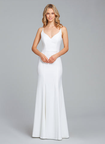 7f9f9fbdf2ba Hayley Paige Bridesmaid Dress Style 5858. by Hayley Paige Occasions