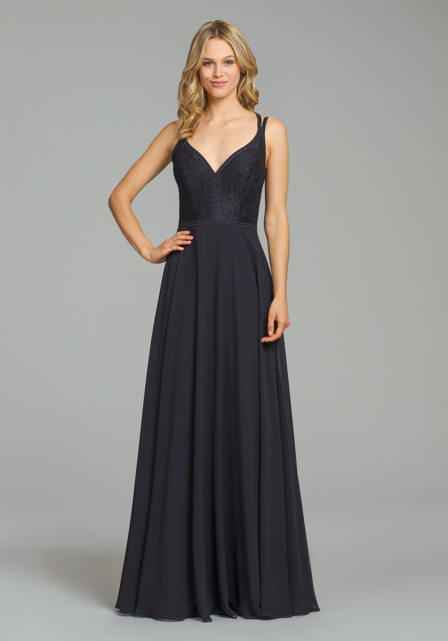 Hayley Paige Bridesmaid Dress Style 5864