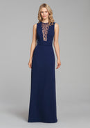 Hayley Paige Occasions Bridesmaid Dress - 5866