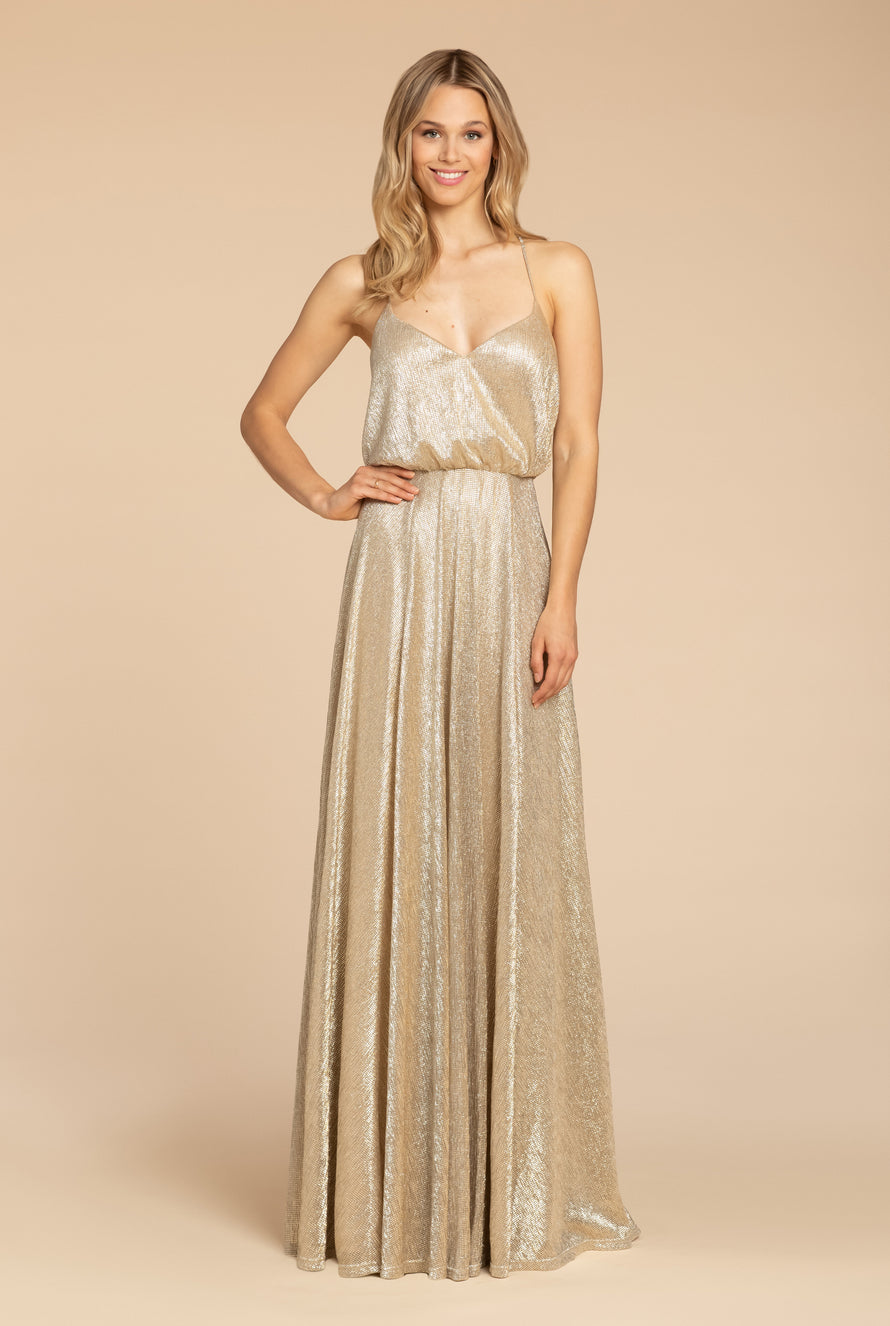 Hayley Paige Bridesmaid Dress Style 5953