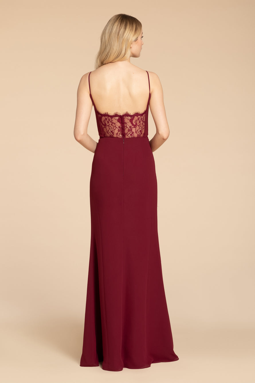 Hayley Paige Occasions Bridesmaid Dress - 5964