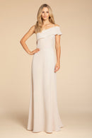 Hayley Paige Occasions Bridesmaid Dress - 5914
