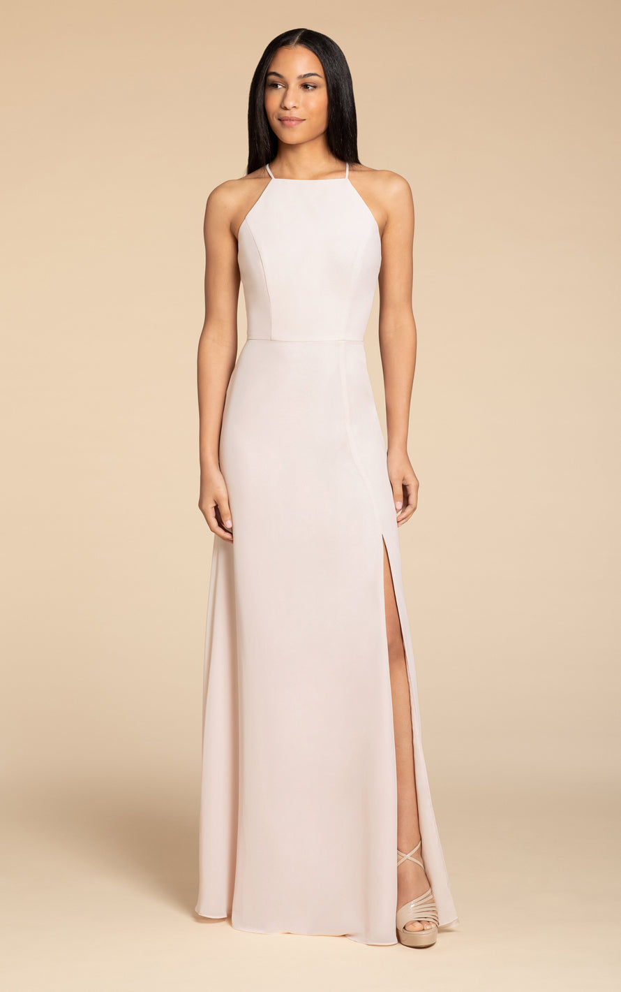 Hayley Paige Occasions Bridesmaid Dress - 5918