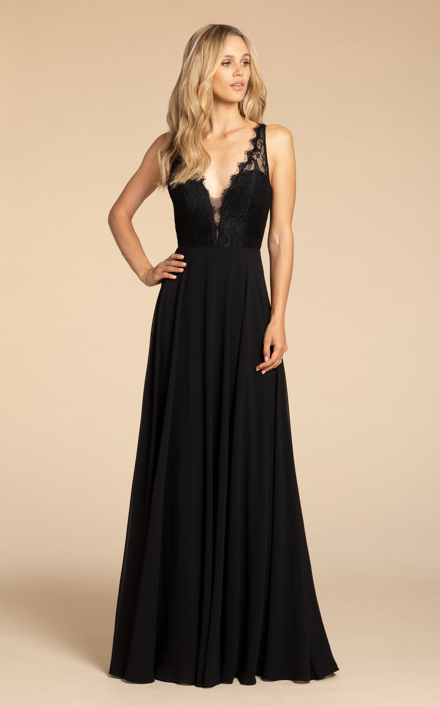 Hayley Paige Bridesmaid Dress Style 5919
