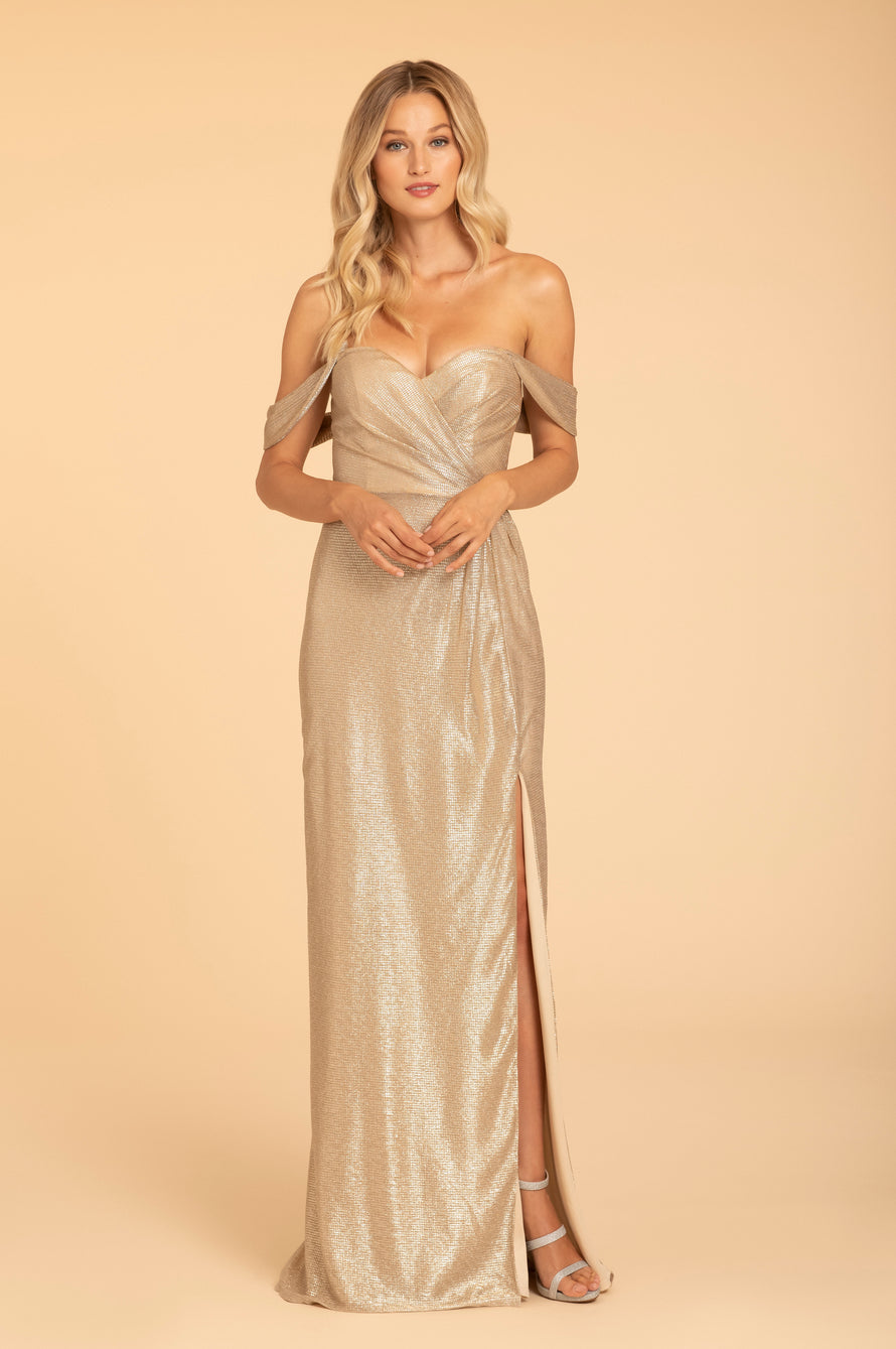 Hayley Paige Long Bridesmaid Dress - 52002