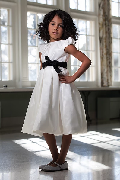 Lille Couture Flower Girl Dress Chelsea