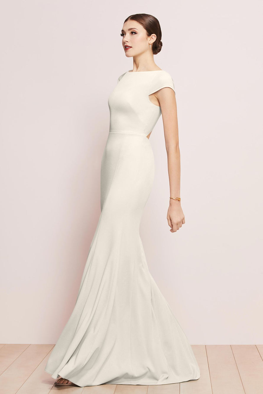 Watters Bridesmaid Dress Parker ivory