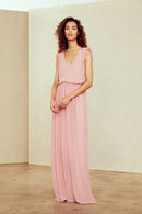 Nouvelle Amsale Bridesmaid Dress Jessica