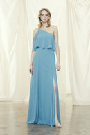 Amsale Long Bridesmaid Dress Lyric