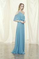 Amsale Bridesmaid Dress Lyric