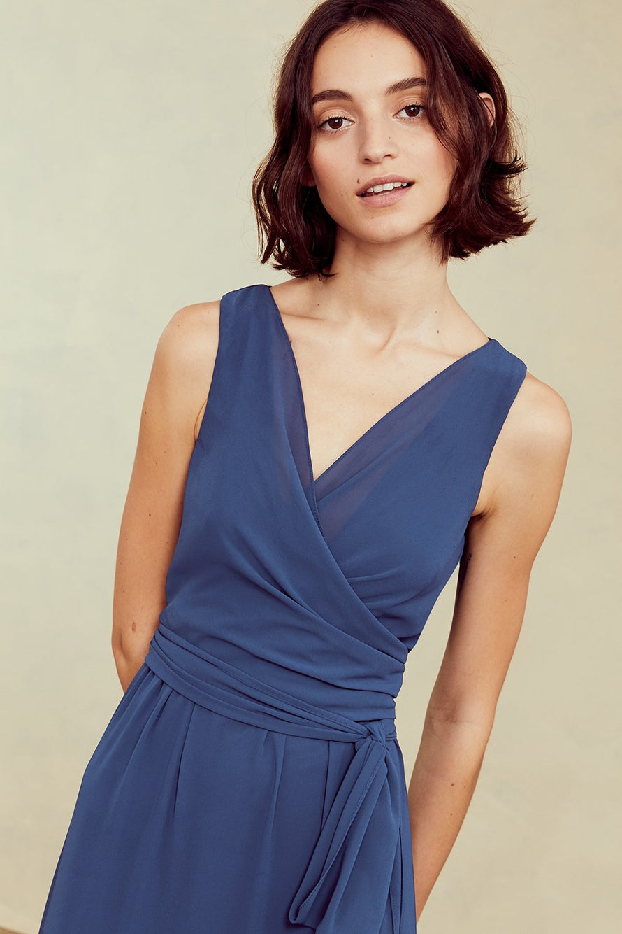 Nouvelle Amsale Bridesmaid Dress Madeline