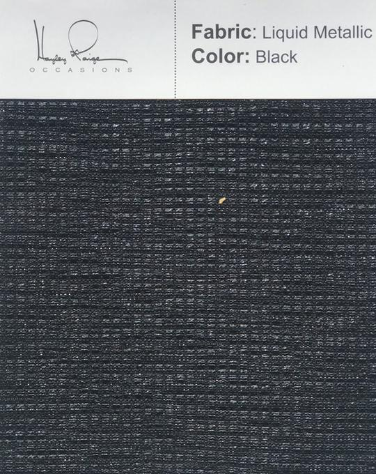 black-color-liquid-metallic-fabric