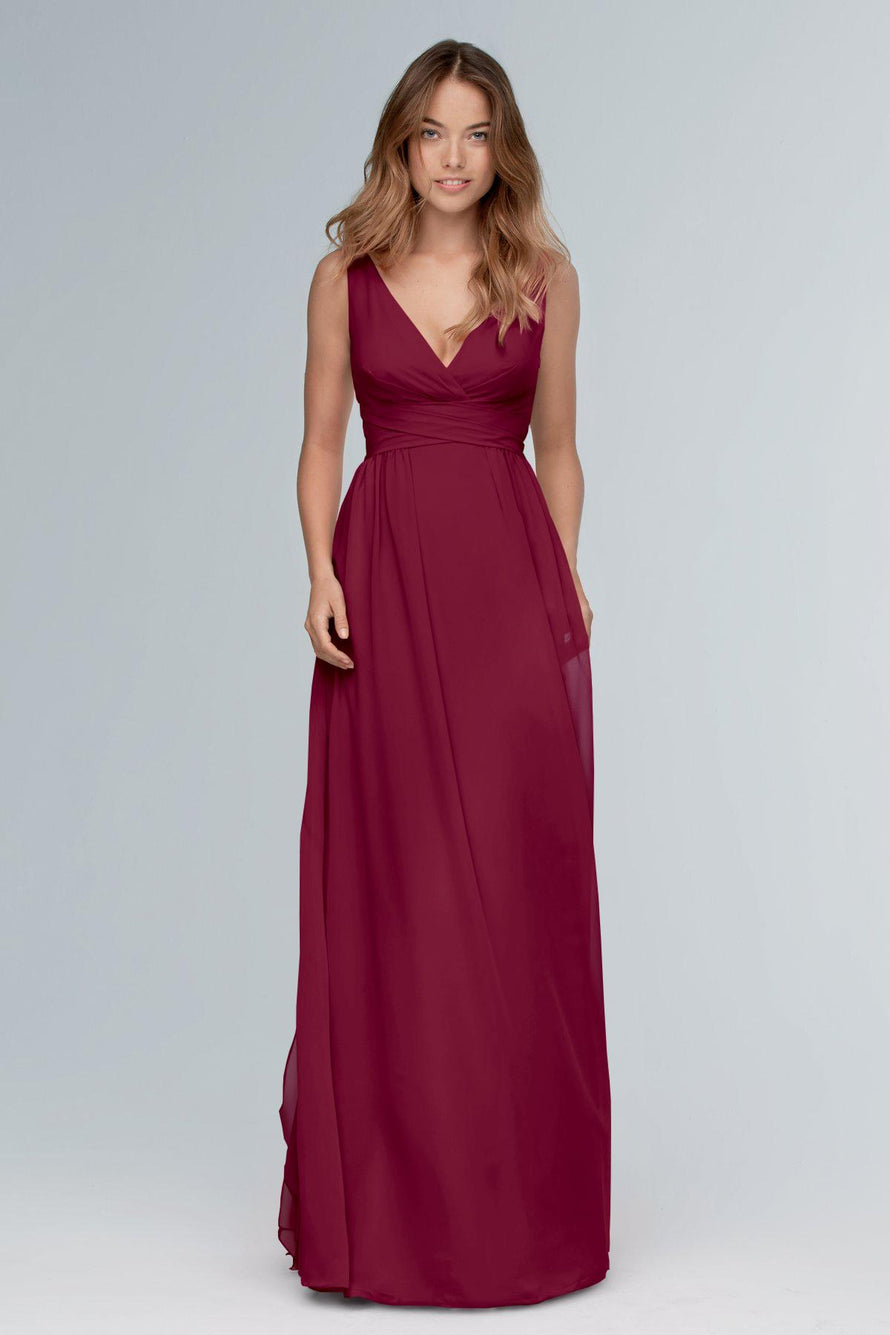 Wtoo by Watters Bridesmaid Dress Jenson