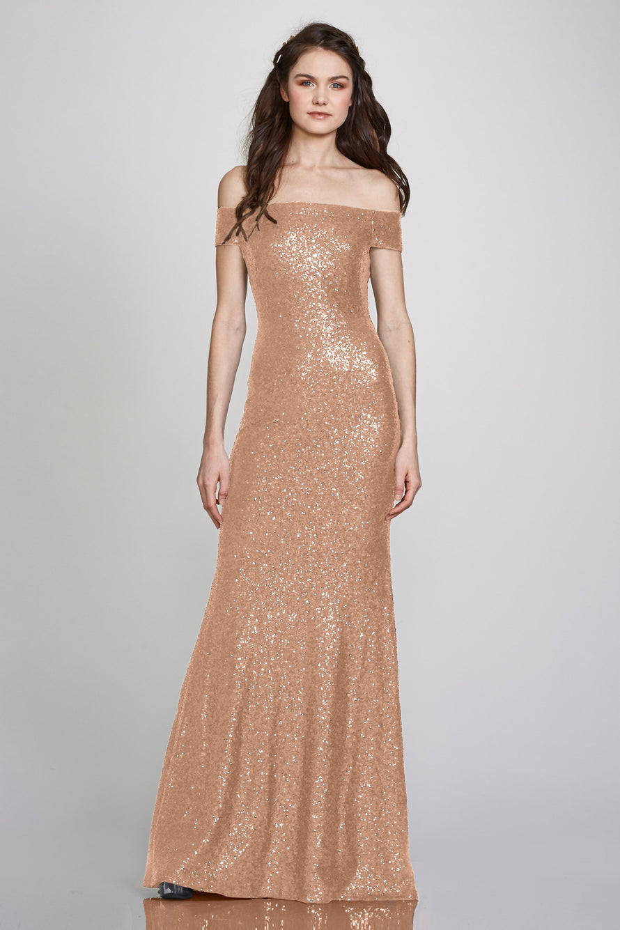 Theia Bridesmaid Dress Leigh