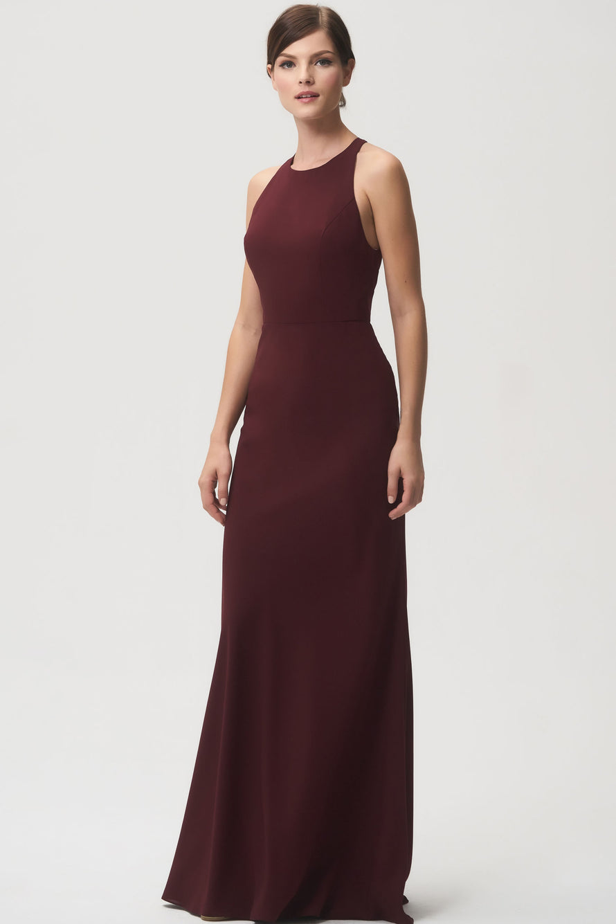 Jenny Yoo Long Bridesmaid Dress Messina