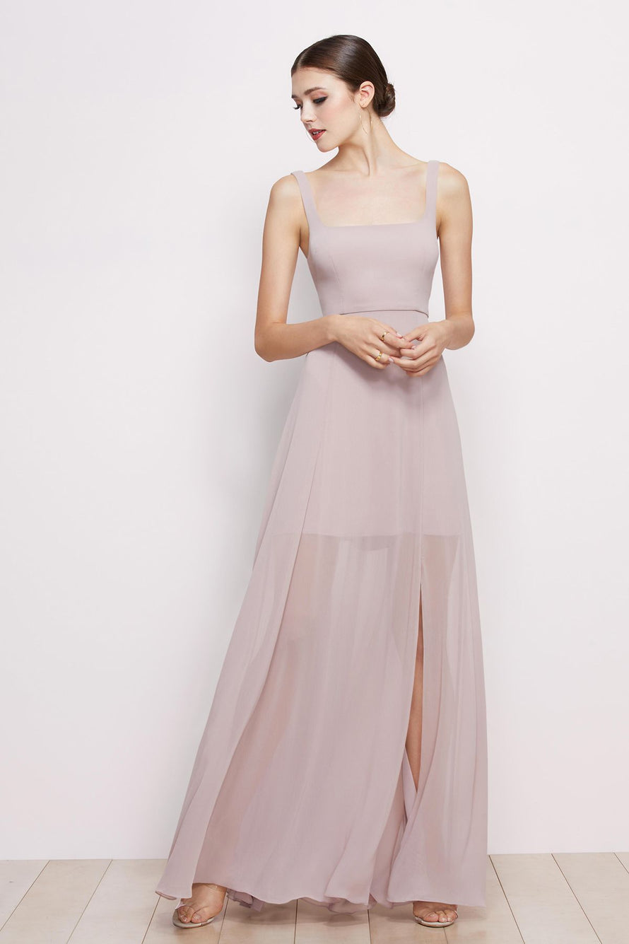 Watters Bridesmaid Dress Aubrey front