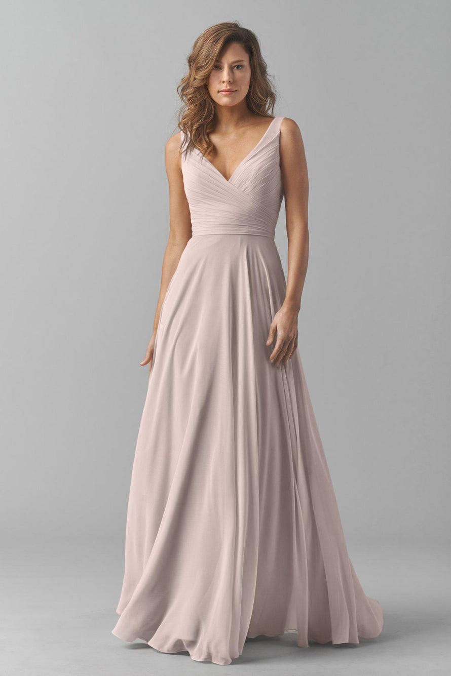 Watters Bridesmaid Dress Karen Mink