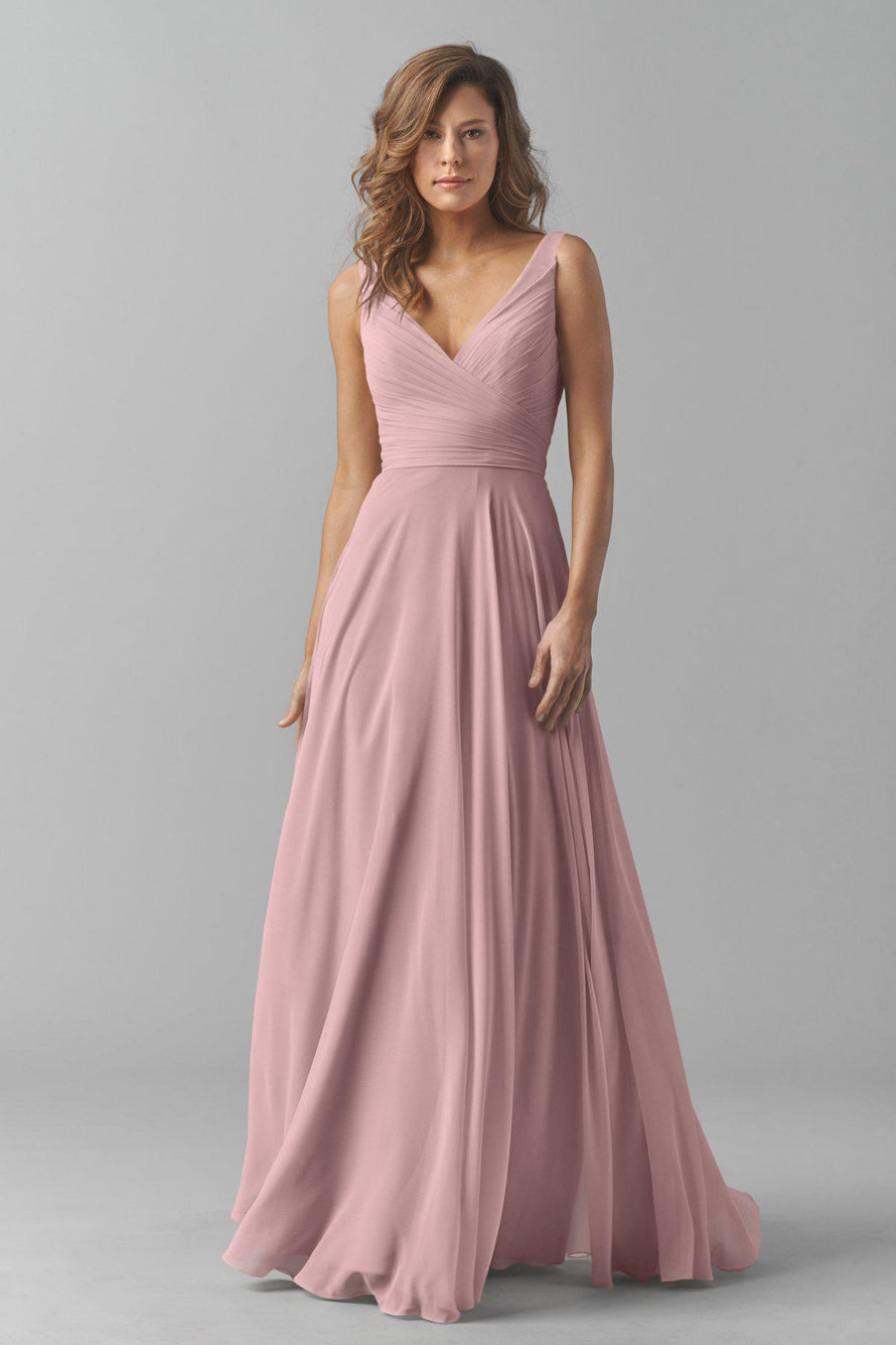 Watters Bridesmaid Dress Karen Morganite
