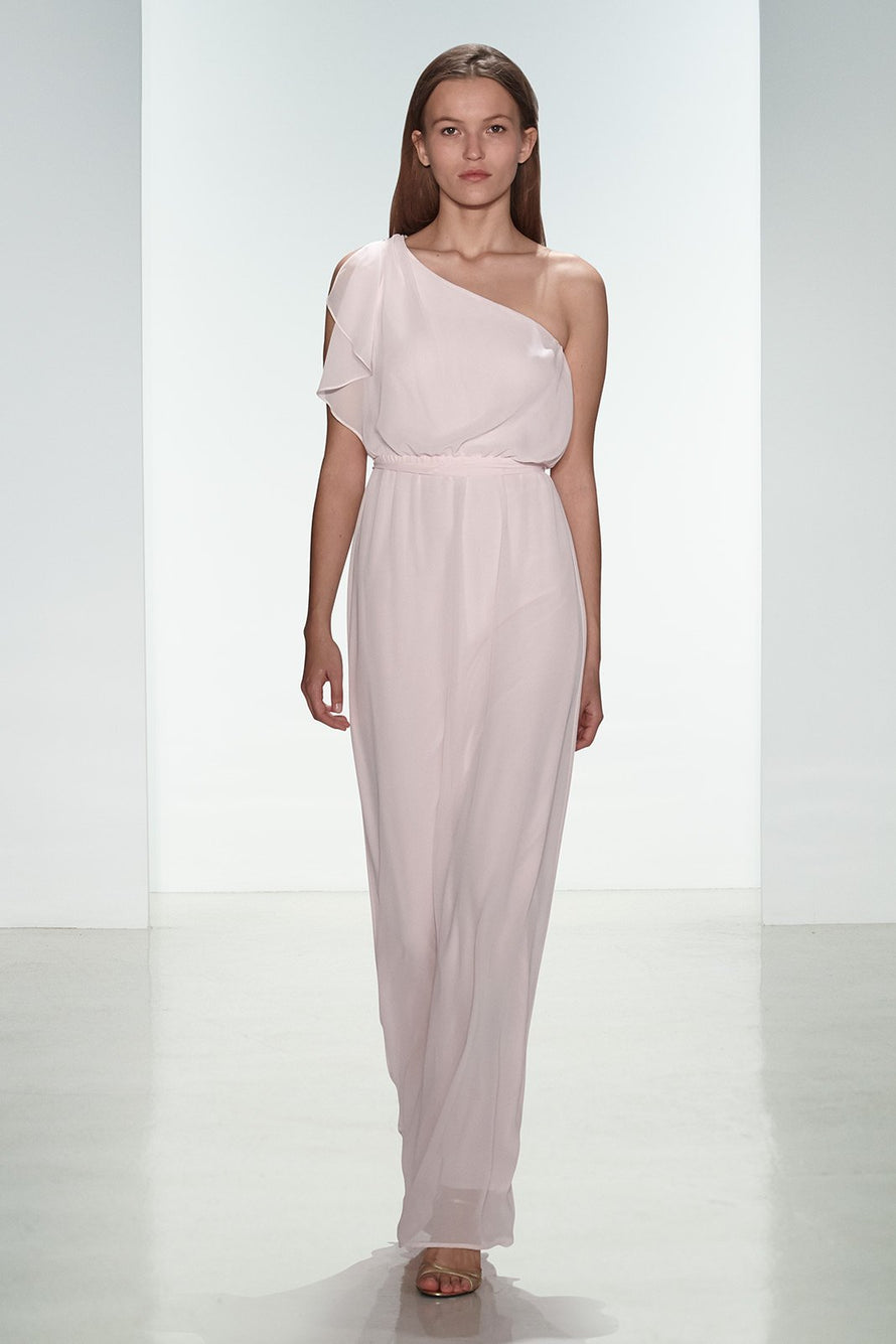Nouvelle Amsale Bridesmaid Dress Bea