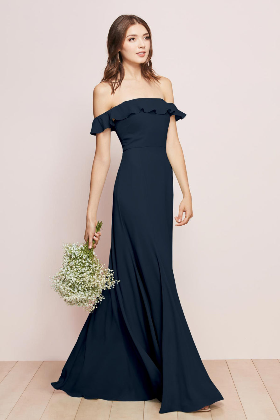 Wtoo by Watters Bridesmaid Dress Isabella
