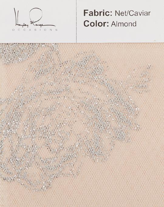 almond-color-net-caviar-fabric