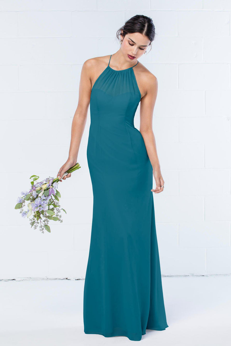 Wtoo by Watters Bridesmaid Dress Style 303