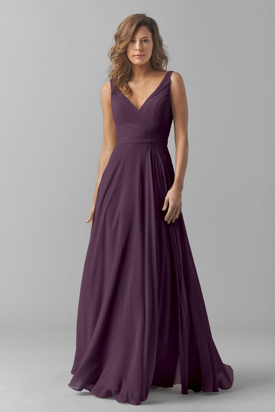 Watters Bridesmaid Dress Karen Plum