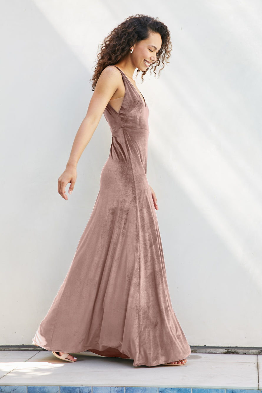 Watters Bridesmaid Dress Christa