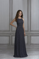 Adrianna Papell Platinum Bridesmaid Dress Style 40117