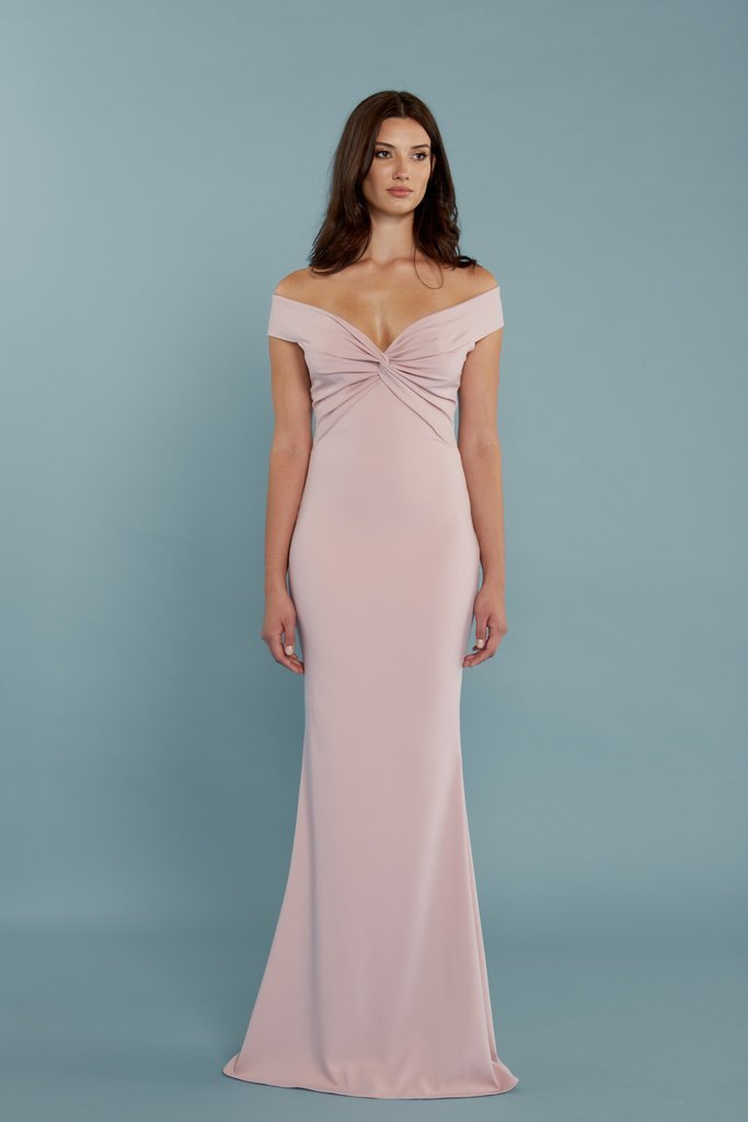 75bd2adb1d0 Katie May Bridesmaid Dress Liu