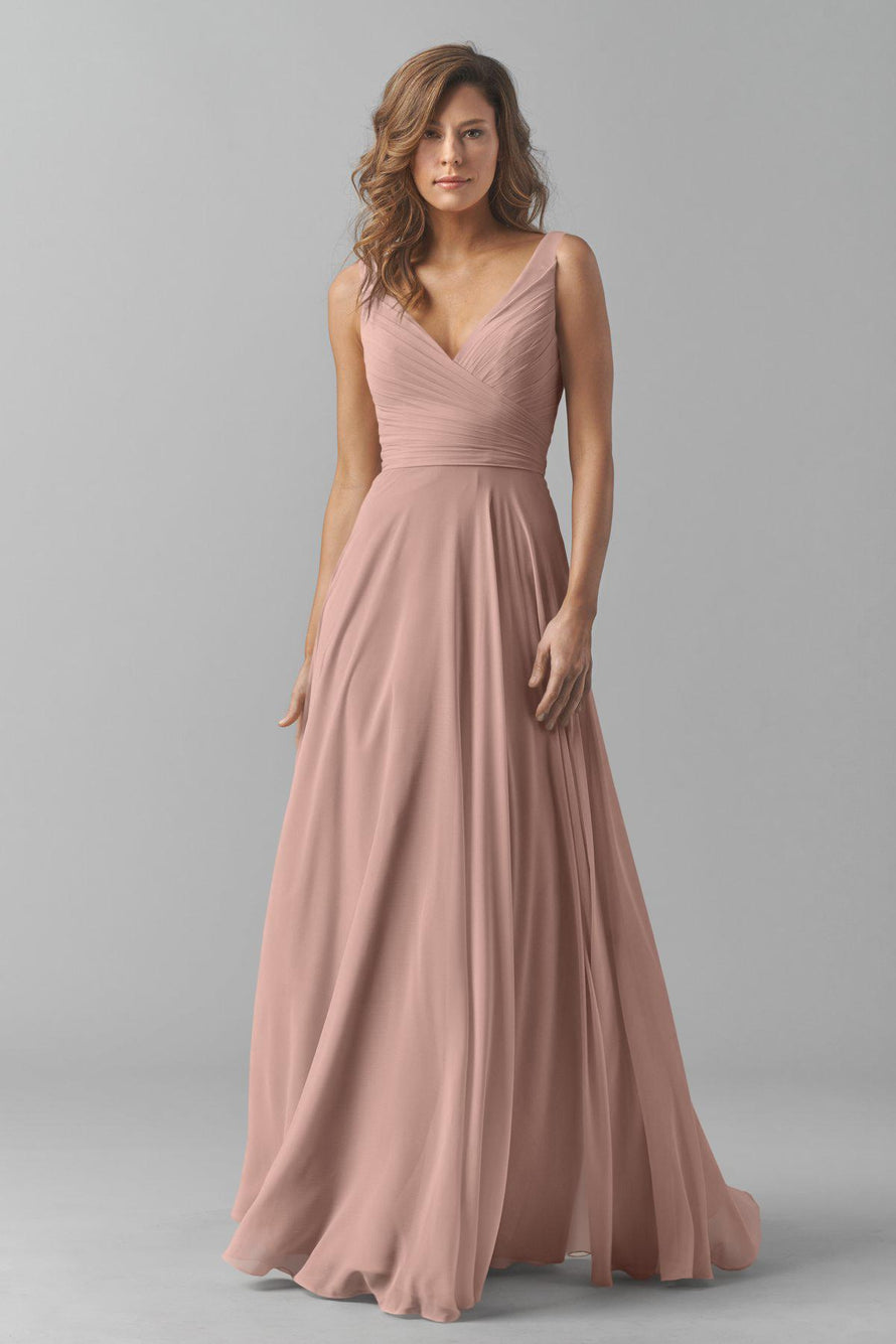 Watters Bridesmaid Dress Karen Saddle
