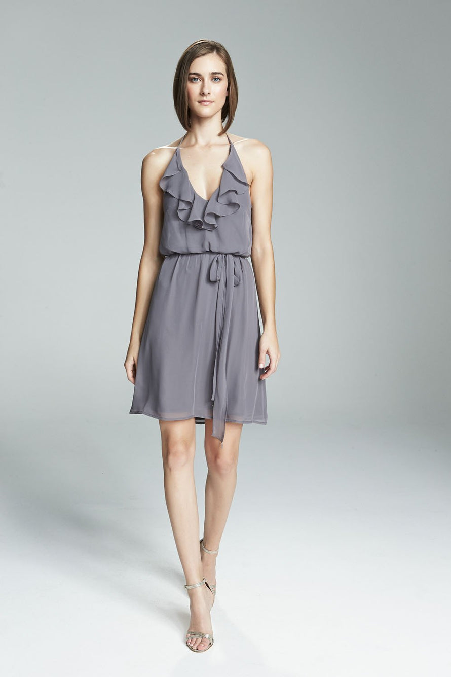 Nouvelle Amsale Bridesmaid Dress Sharon