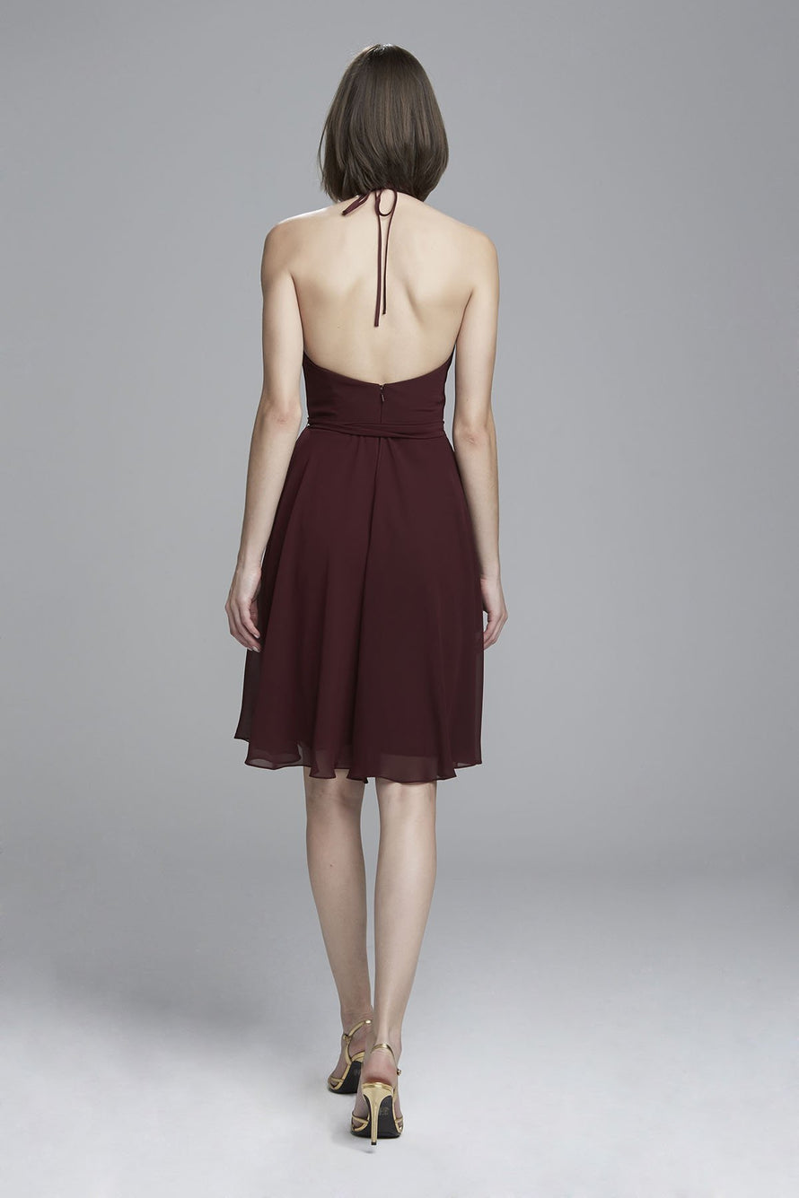 Amsale Bridesmaid Dress Doria