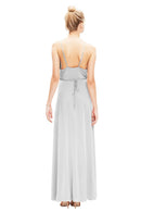 Twobirds Bridesmaid Dress Lily back