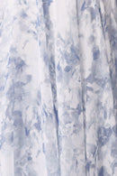 Jenny Yoo Long Bridesmaid Dress James Print