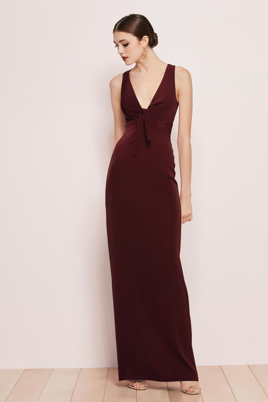 Watters Bridesmaid Dress Mavis front