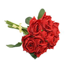 Load image into Gallery viewer, 1 Bouquet Artificial Rose Flower