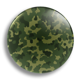 Forest Camo 25mm Badge