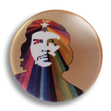 Che Sunburst 25mm Badge